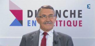Michel Chassier dans l'émission Dimanche en Politique.