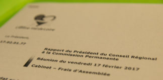 Rapport Commission Permenante